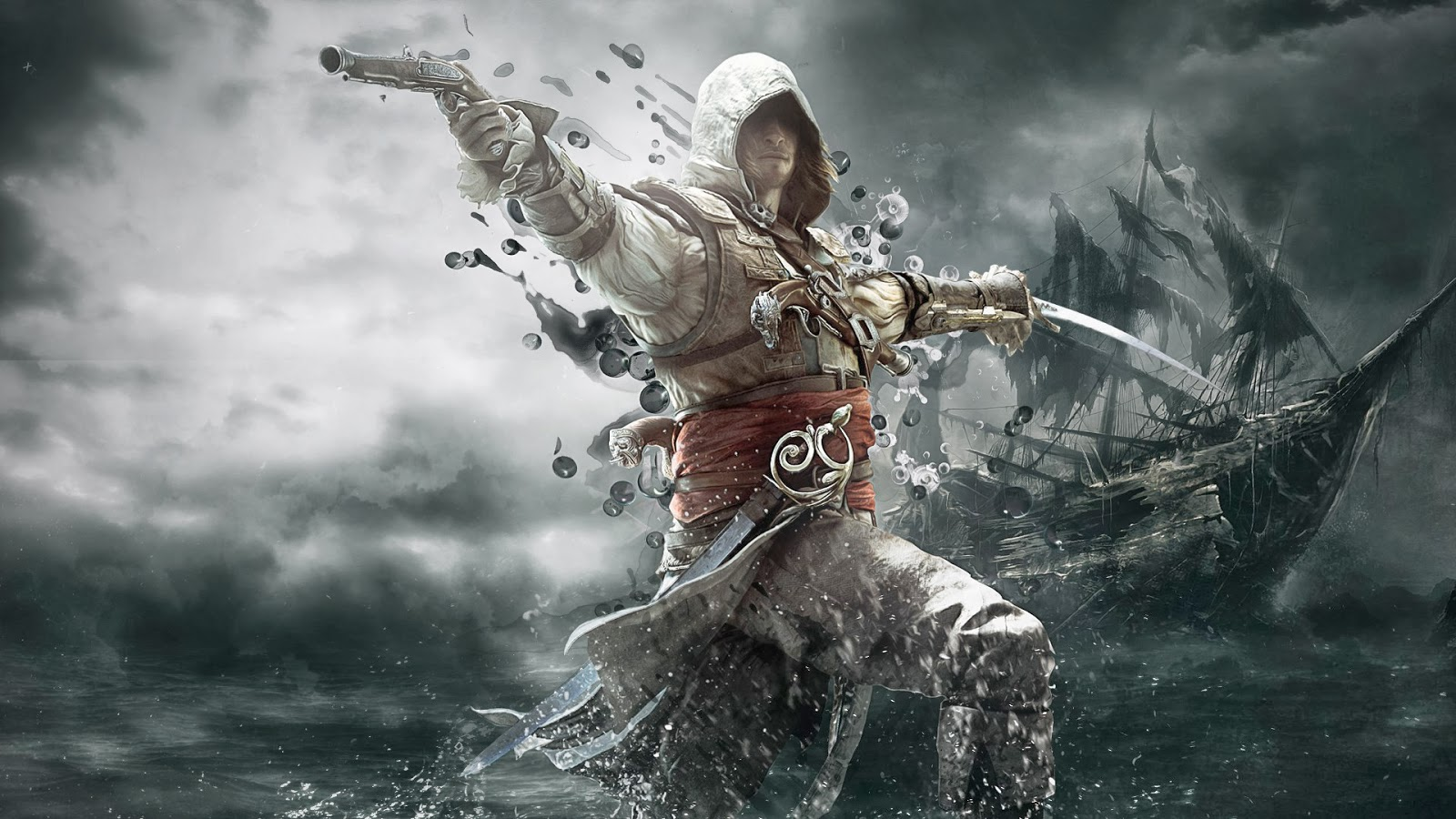 Assassin's Creed IV Black Flag HD Wallpapers - Walls720