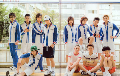 Musical Prince of Tennis, The Home of Toku Actors - An Update