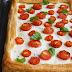 Greita pomidorų ir bazilikų tarta / Tomato and Basil Tart