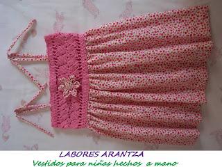 Vestidos para bebés y niñas