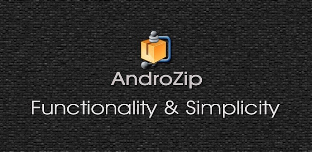 AndroZip Root File Manager v4.6