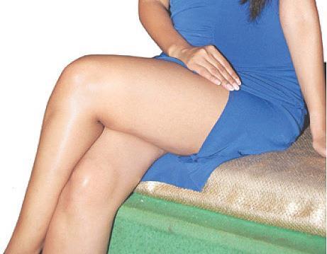 Desi Lovely Thighs