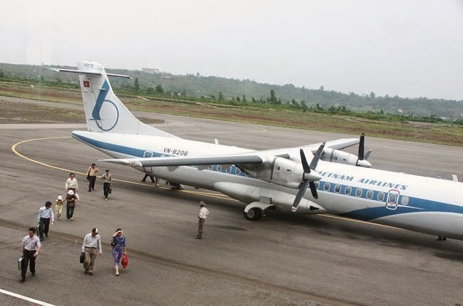 Gia Lai: VNA điều chỉnh giờ bay đi và đến Pleiku trong giai đoạn tết