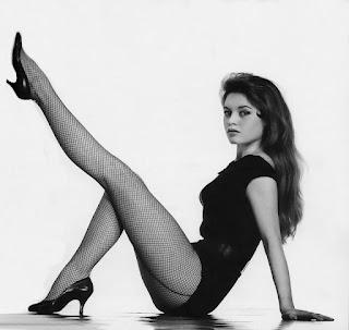 Brigitte bardot famous picture pantyhose