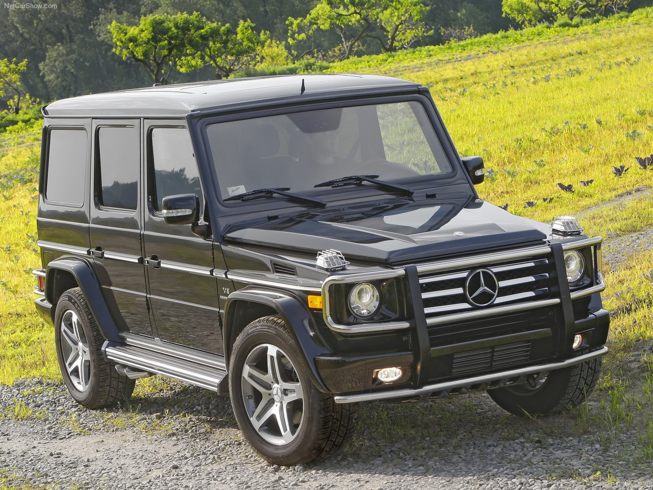 2009 mercedes benz g55 amg mercedes benz cars. Black Bedroom Furniture Sets. Home Design Ideas