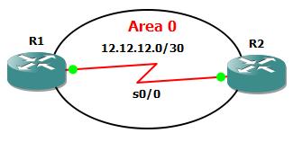ospf topologi
