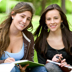 female college students