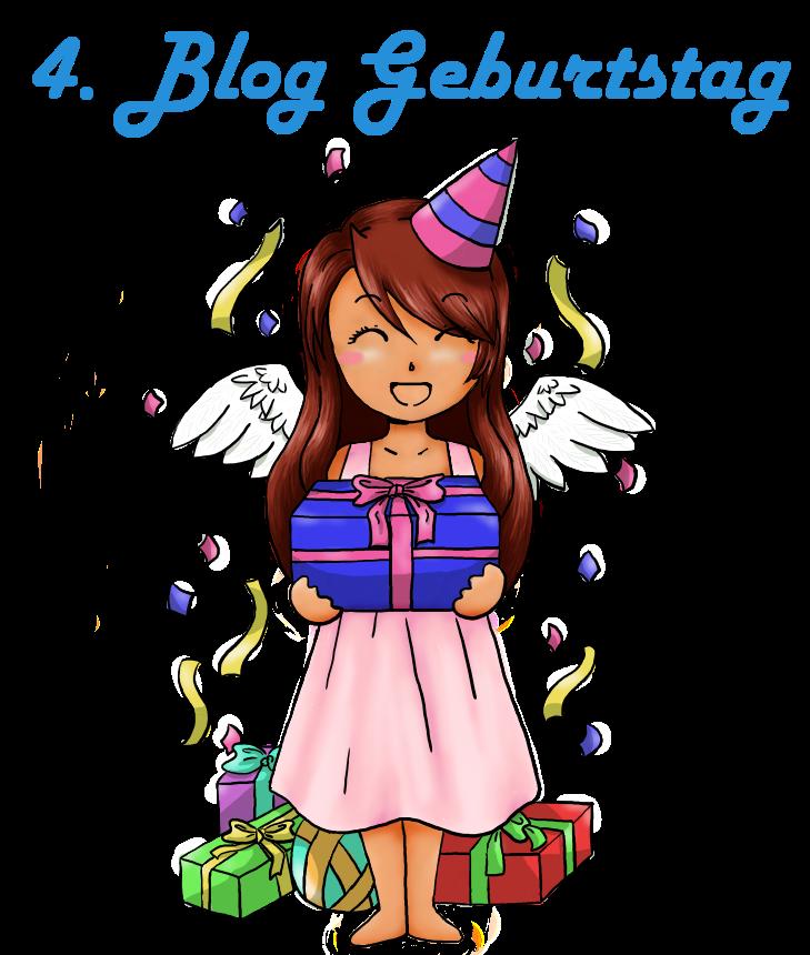 4. Blog Geburtstag