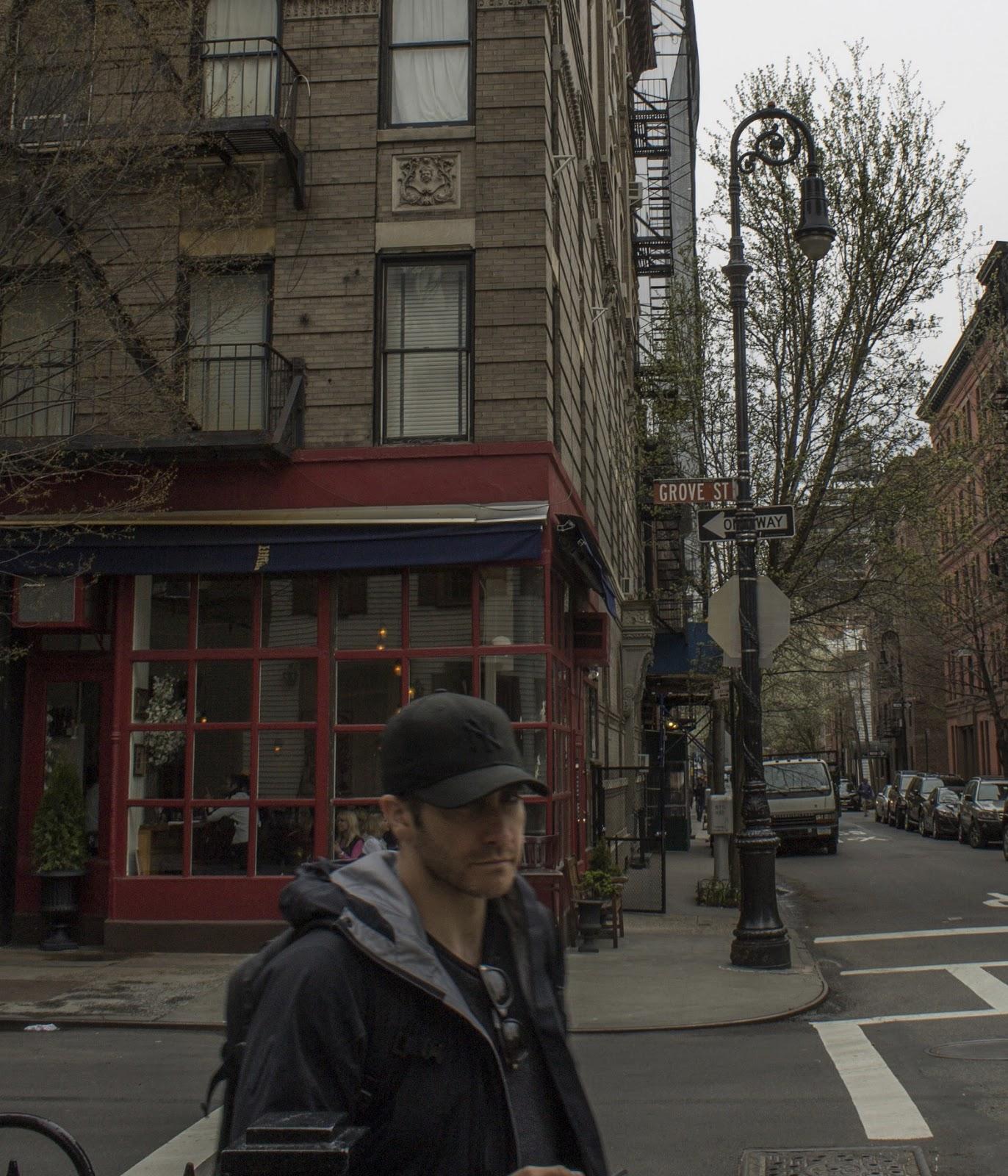 GyllenBabble: The stre... Jake Gyllenhaal Nyc
