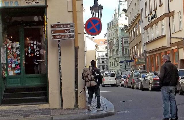 фотографии Прага