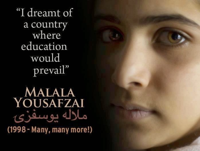 Malala Yousafzai Biography