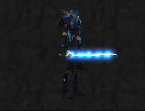 Windforged Rapier