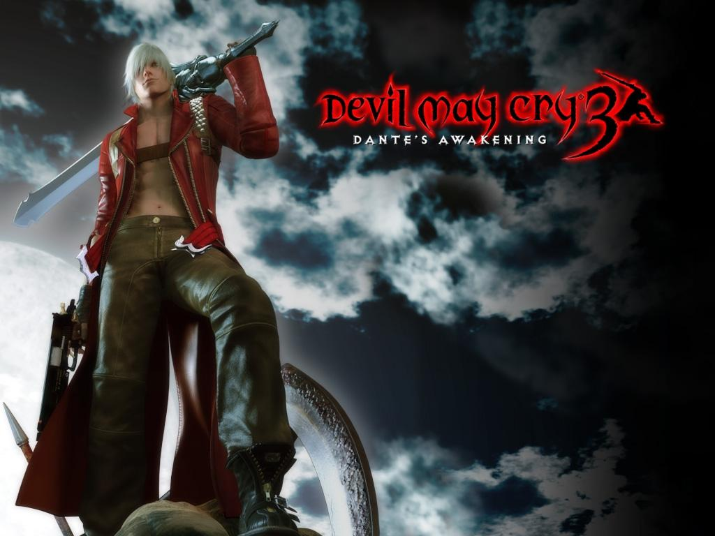 Devil May Cry HD & Widescreen Wallpaper 0.0166061286918917