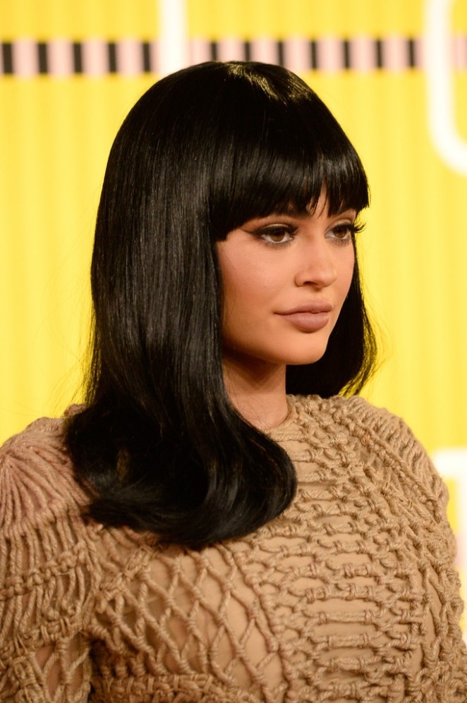 Kylie Jenner – 2015 MTV Video Music Awards in Los Angeles