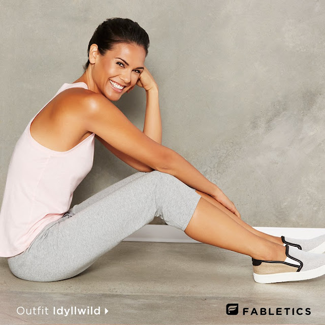 Fabletics, sport, chic, fashion, looks, blog de moda