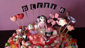 TARTAS CHUCHES MONSTER HIGH
