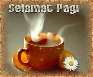 Ucapan Selamat Pagi
