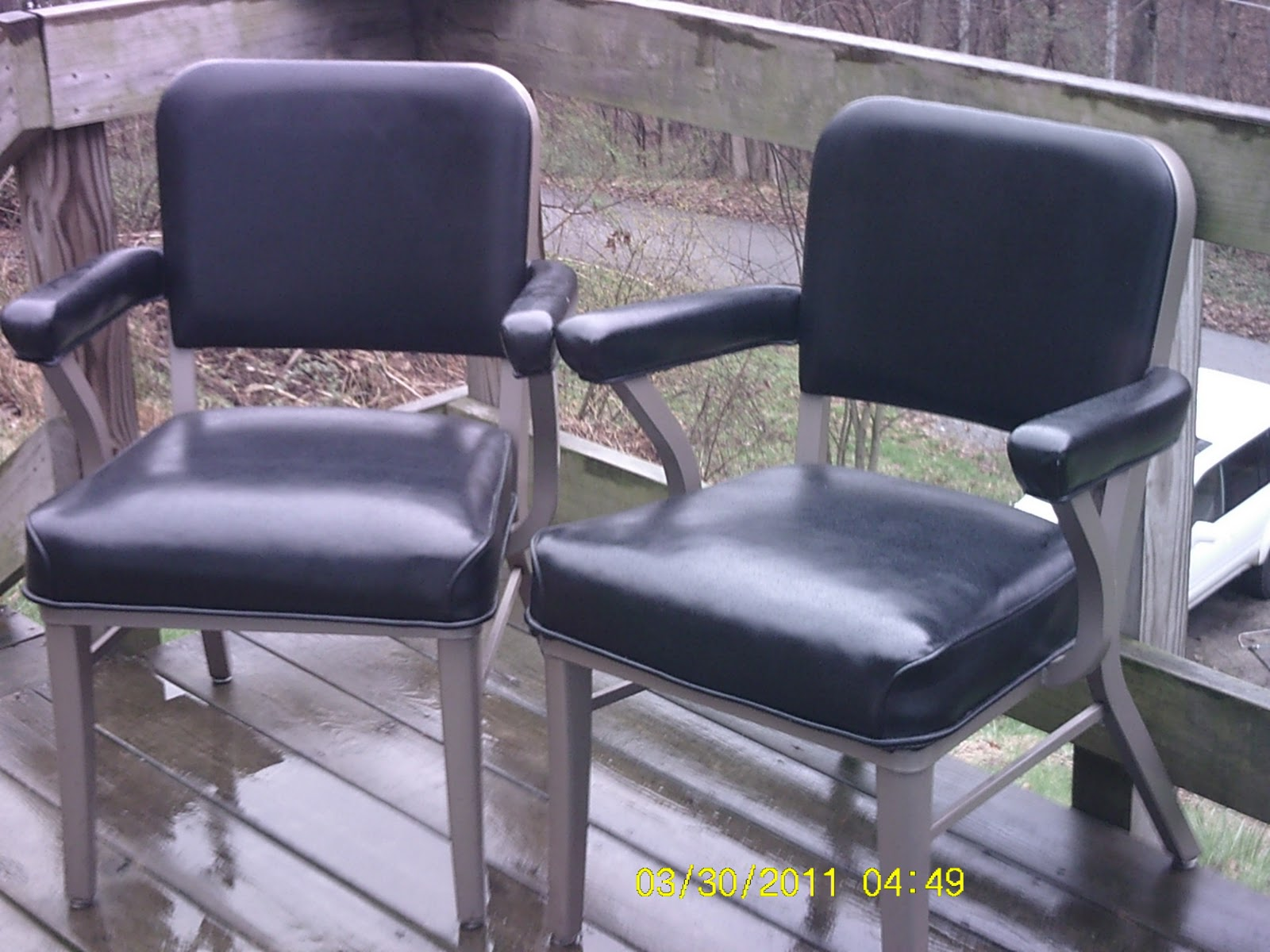 Vintage steelcase chairs - Steelcase Chairs 175 Ea