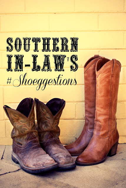 Southern In-Law #shoeggestion Series - Shoes Every Woman Must Have
