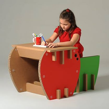 Ta ta unconventional design for kids eco and you mobili for Arredamento ecosostenibile