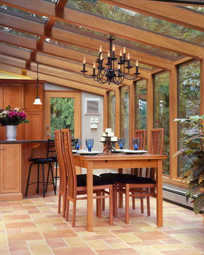 Lifestyle in blog winter wishlist sunrooms for Log home sunrooms