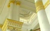 gold in Empire Hotel Brunei