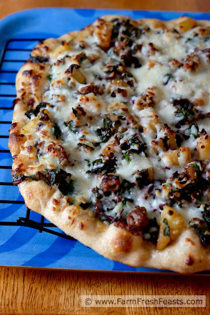 http://www.farmfreshfeasts.com/2015/07/pizza-with-beet-greens-potato-and.html