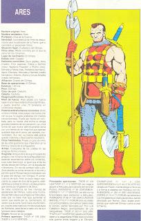 Ares (ficha marvel comics)