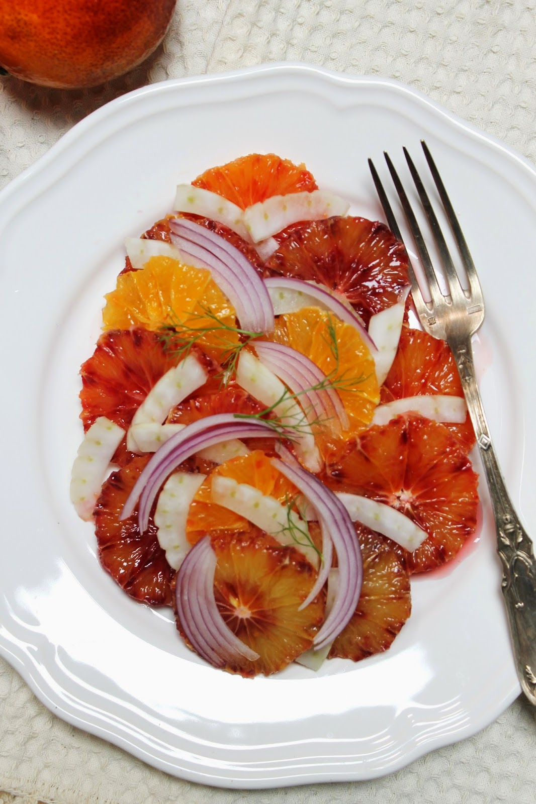 Salade d oranges la sicilienne blogs de cuisine - Blog cuisine sicilienne ...
