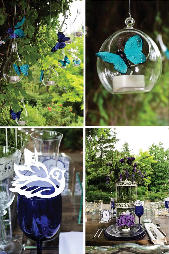 Modern Backyard Wedding Ideas : Contemporary Wedding Ideas Wedding creative lookbooks +