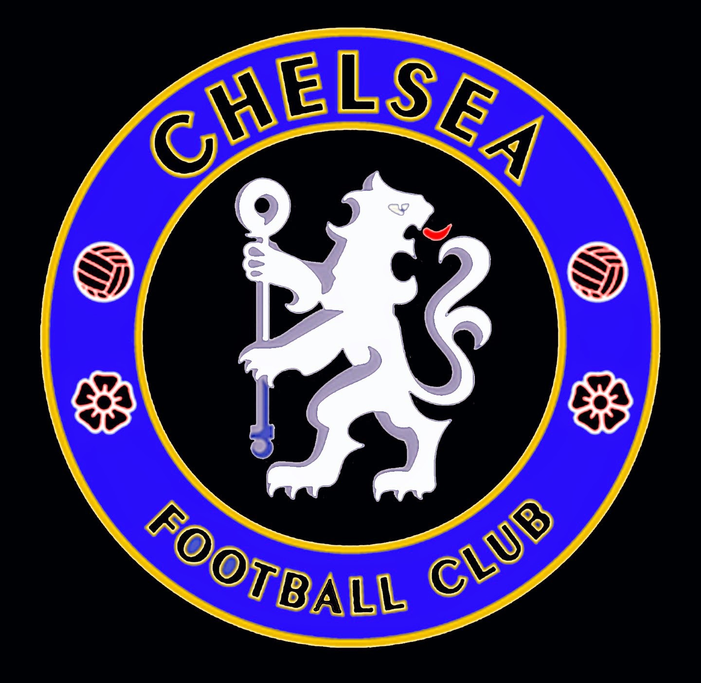 Chelsea Football Club Logo | All About Football Players