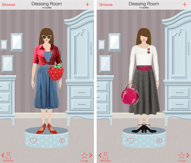 Dressed app review - Clueless computer made real