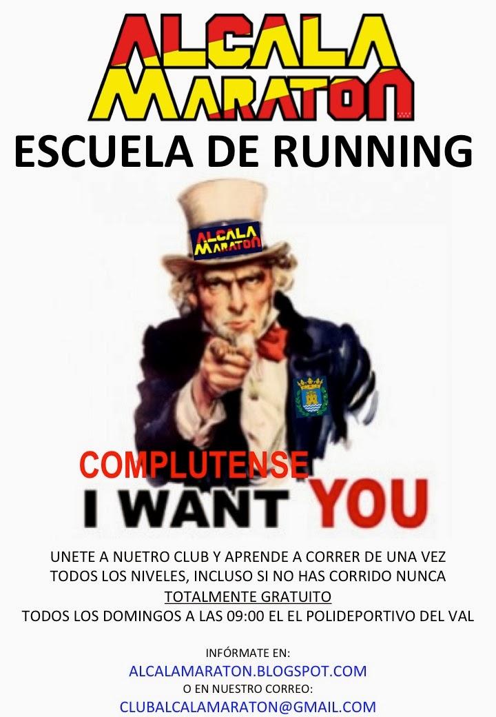 ESCUELA DE RUNNING