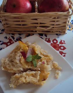 Ryż jabłkowo-cynamonowy