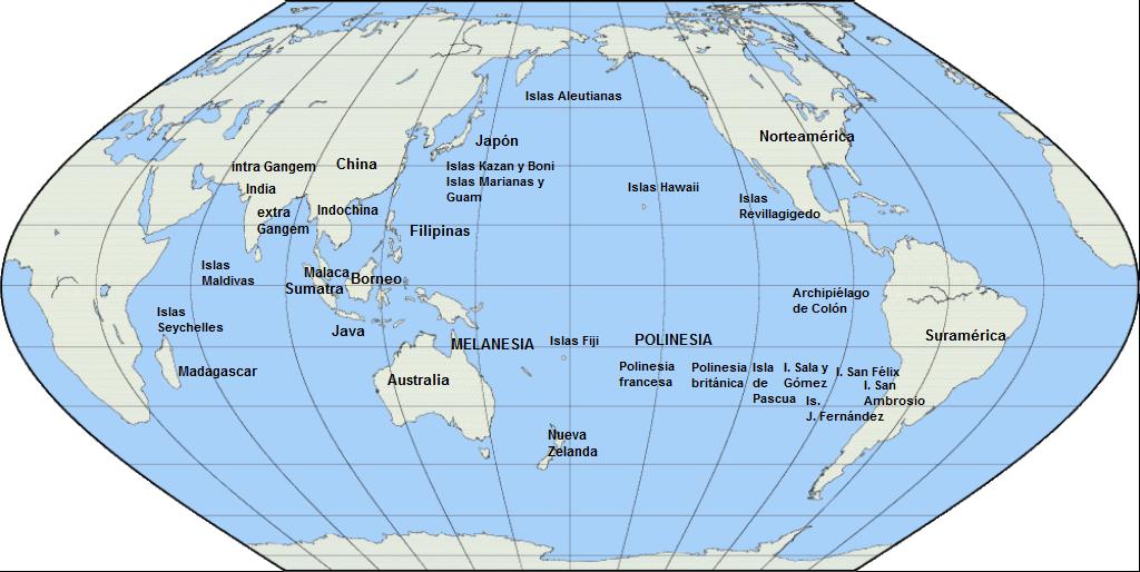 Mapa Antiguo De Africa