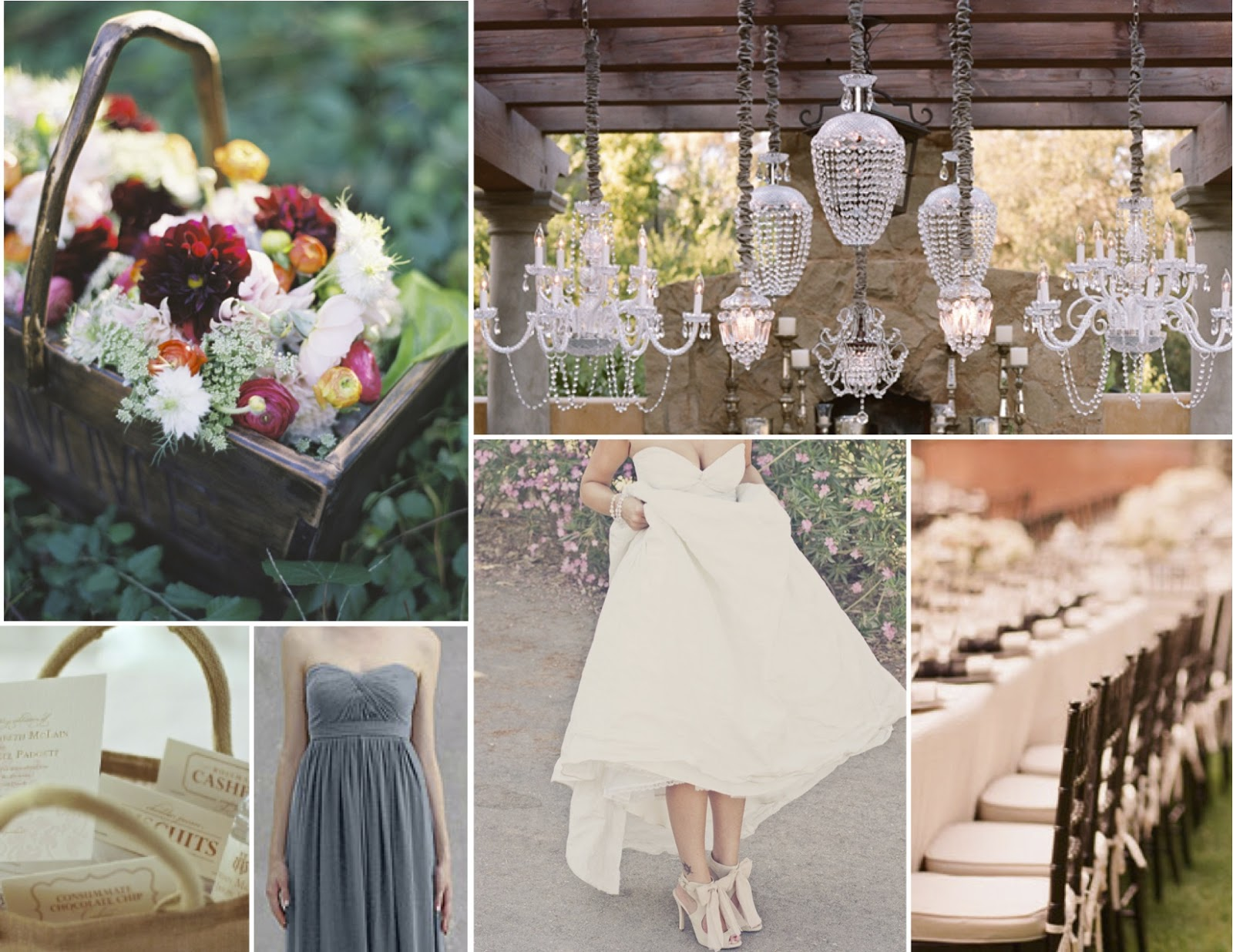 The soiree blog 2012 weddings round up inspiration for Wedding themes for september
