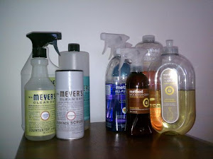 Cleaning Products I use...