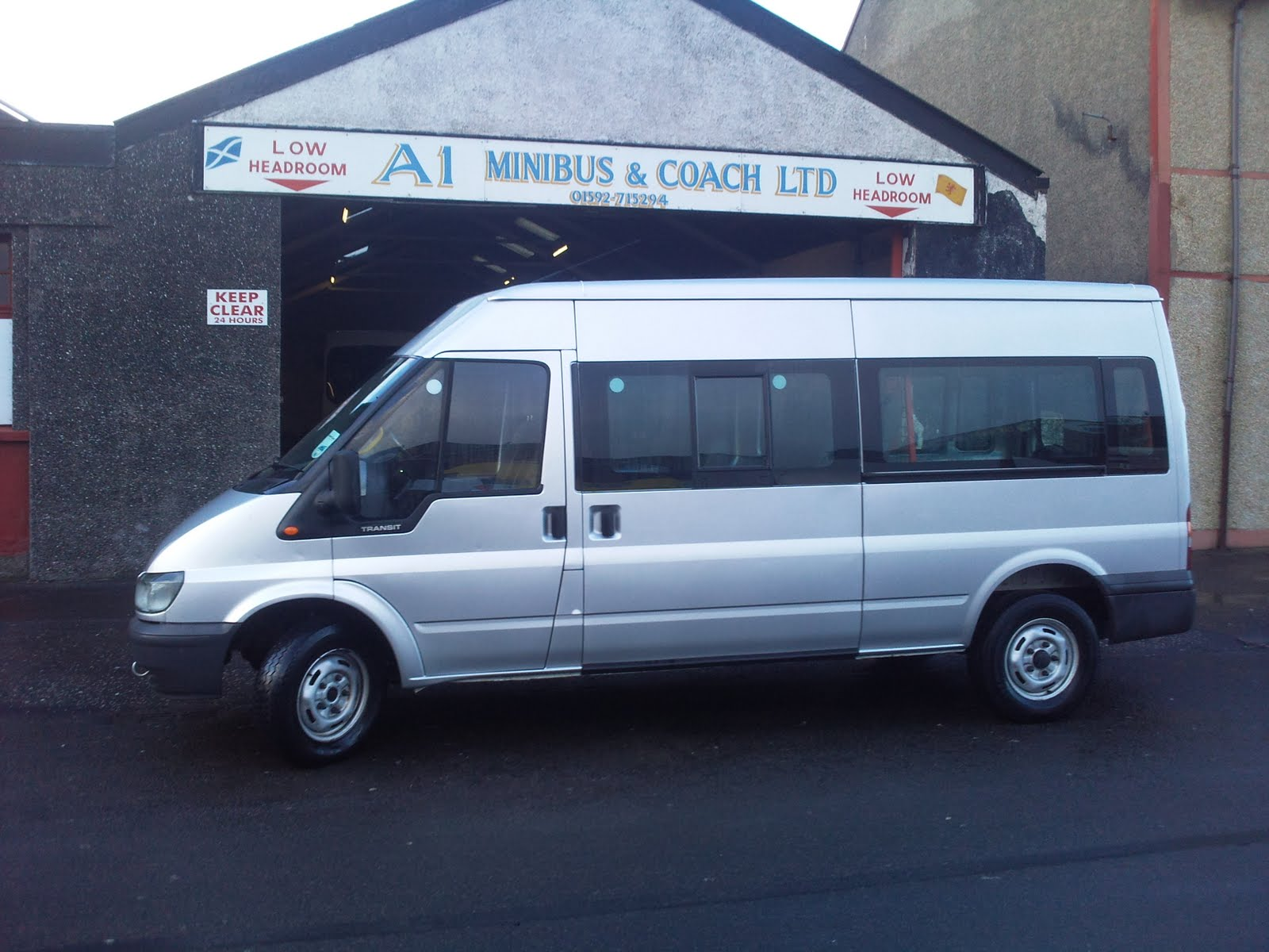 please call 01592 713443 or email info a1coaches com visit http www a1coaches com vehicles 14 28 seaters sale 2005 ford transit 14 seat minibus
