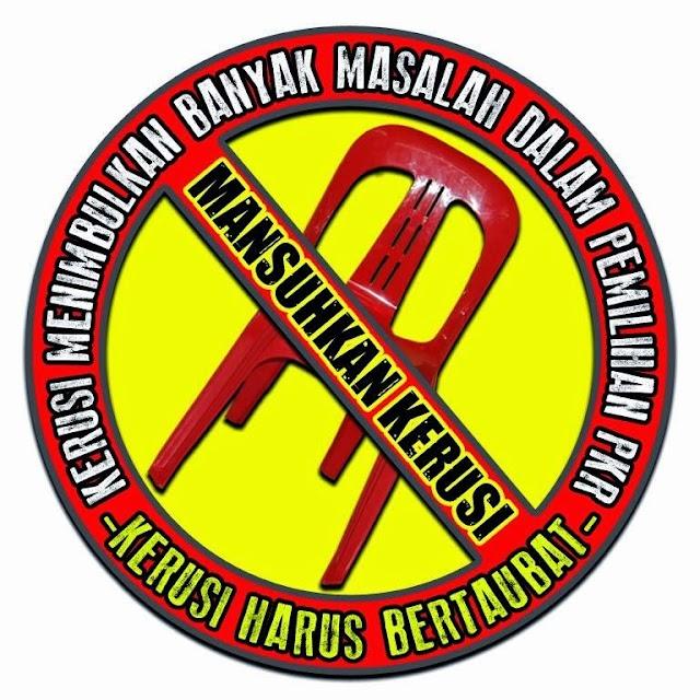 Pemilihan PKR : Pemilihan Kota Raja Bertukar Ganas! [video]