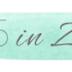 Buchiger Jahresrückblick 2015 | Teil 1