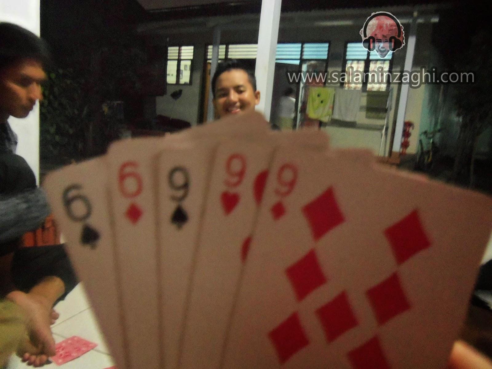 Texas Hold'em Poker, poker facebook, alumni smk muhammadiyah 3 tangsel, ramadhan, begadang, puasa, main kartu