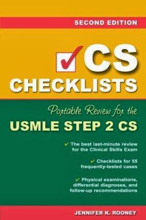 Sổ tay luyện thi USMLE Step 2 CS, 2e