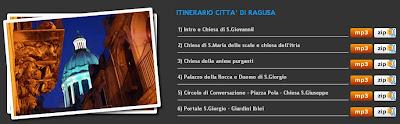 audioguida Ragusa