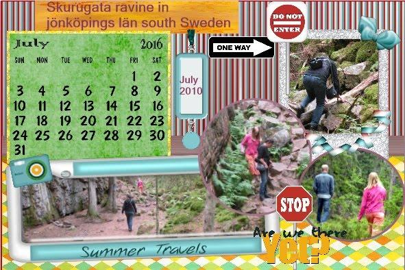 July 2016 Skurugata Desktop page