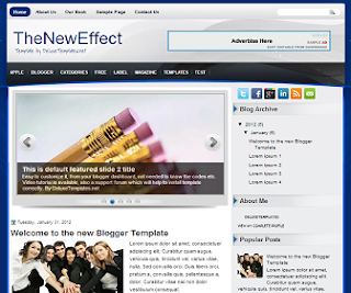 TheNewEffect+Blogger+Template