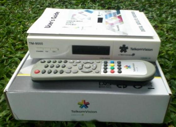 Telkomvision mpeg 4
