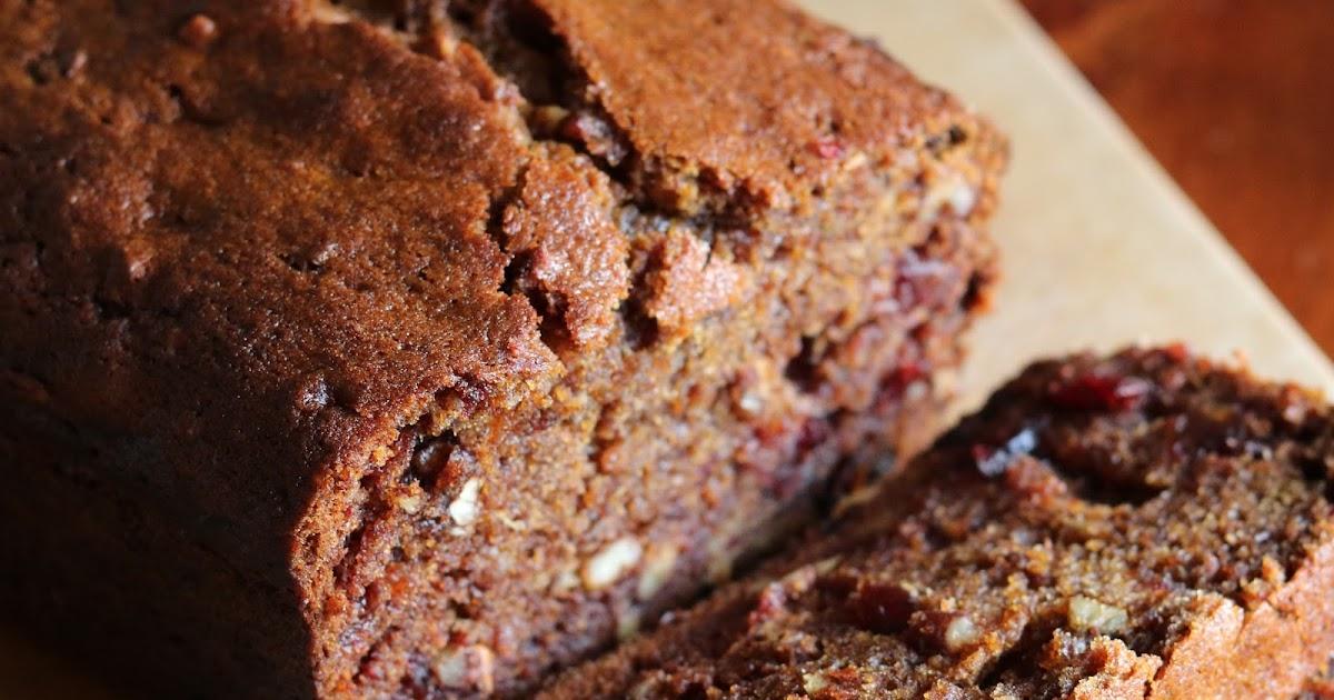 Savouring the Seasons: James Beard's Persimmon Bread