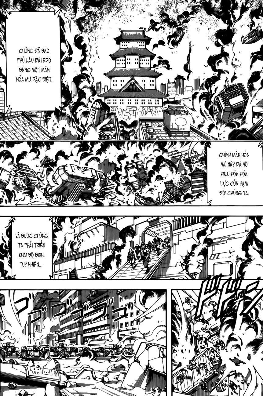 Gintama Chap 608 - Trang 2