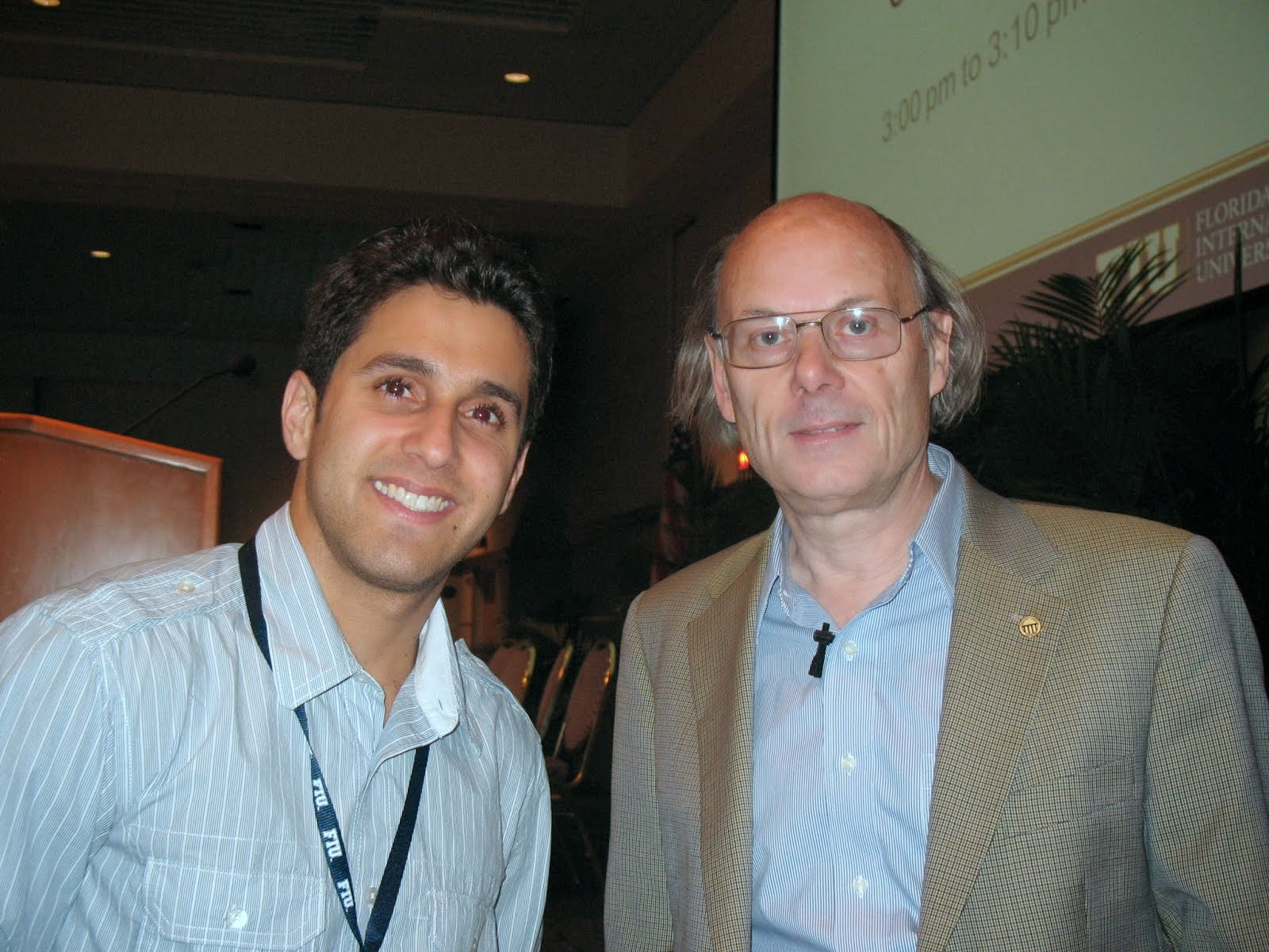 Me and Bjarne Stroustrup