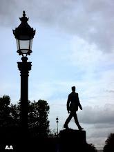 Devant le Grand Palais  Paris
